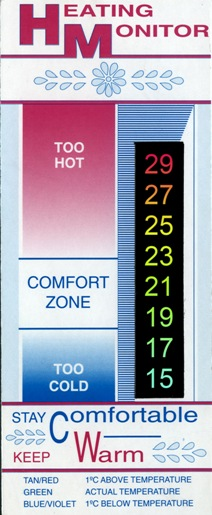 B34/RM1 Room thermometer Click here to BUY NOW